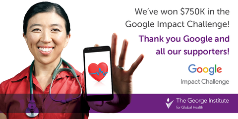 How a lifesaving SMS program won the Google Impact Challenge